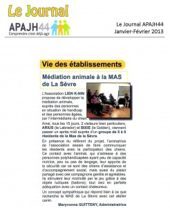 2013_01 - Le Journal APAJH44