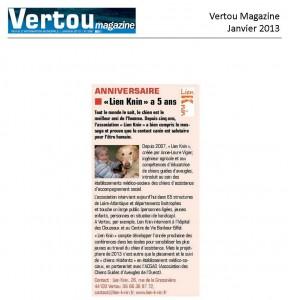 2013_01 - Vertou Magazine