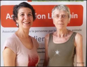 Françoise et Martine